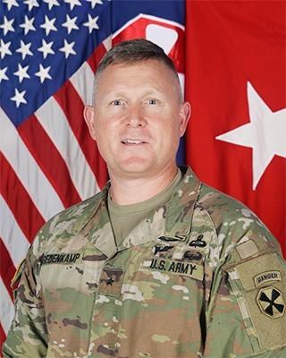Brigadier General Trevor J. Bredenkamp