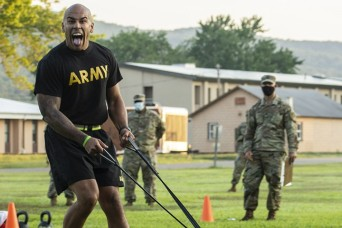 NY Army Guard adapts Best Warrior Competition to COVID-19