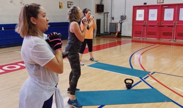 USAG Daegu Fitness Infusion