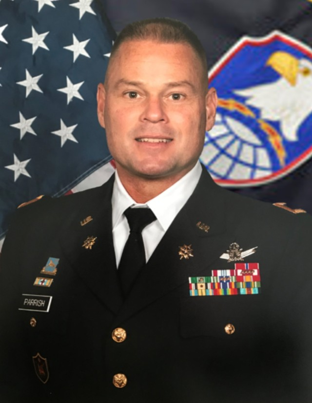 From Satellite Beach to commanding a satellite brigade