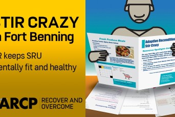 Fort Benning Soldier Recovery Unit Helps Stir Crazy Soldiers
