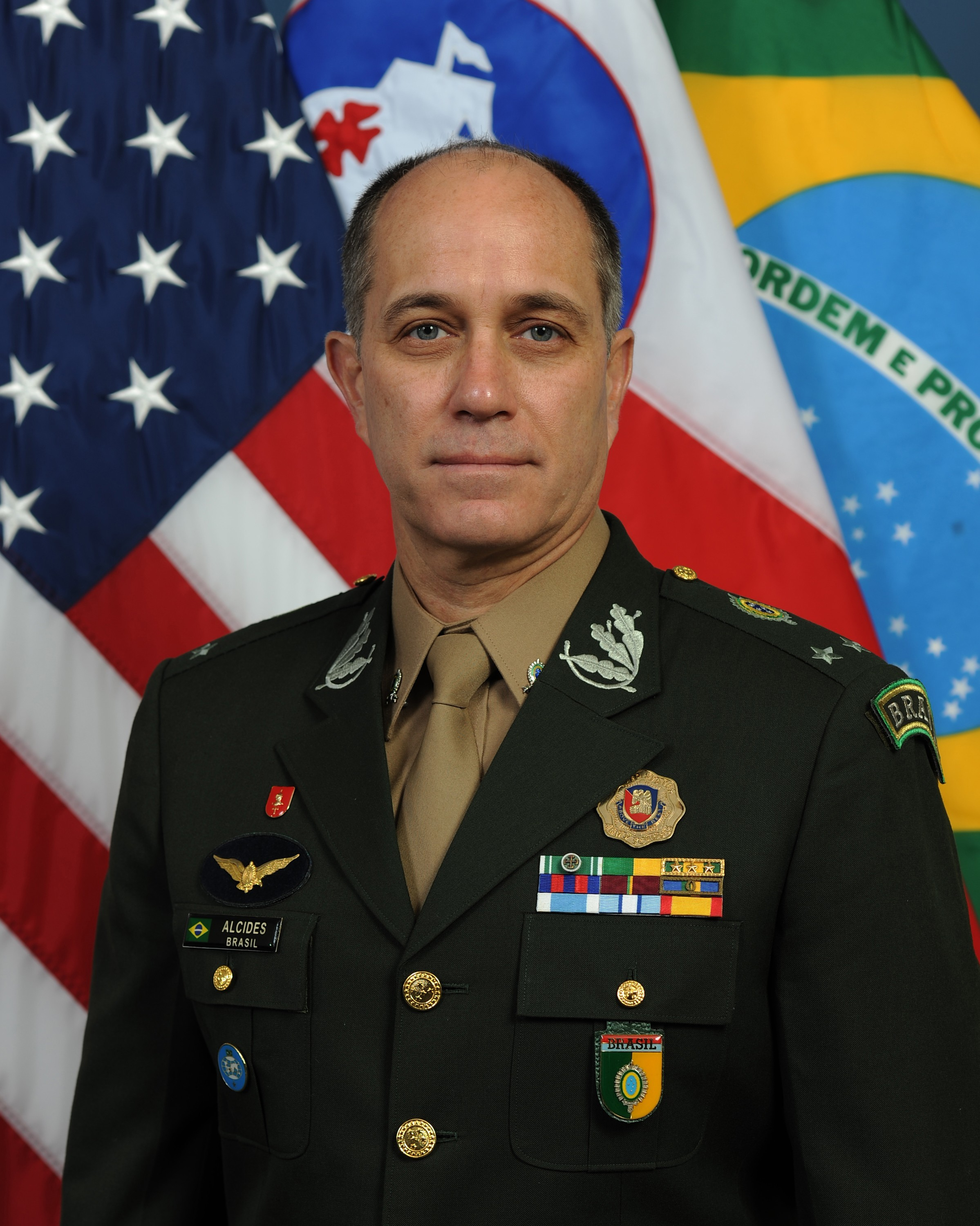 BG Alcides V. Faria, Jr