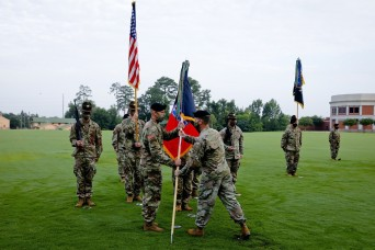 Newly reactivated, 197th Infantry Brigade joins team that trains recruits to serve in Infantry