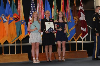 HONORING SERVICE -- 5 Soldiers, 1 civilian retire at Fort Rucker quarterly ceremony