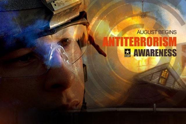 Army Antiterrorism Awareness Month