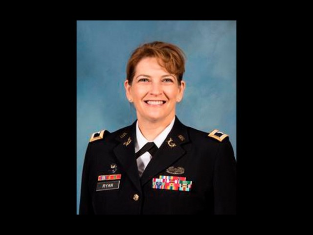 Col. Michelle Ryan became the Dean of the USAWC School of Strategic Landpower on July 1.