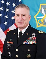 Maj. Gen. Gary W. Johnston
