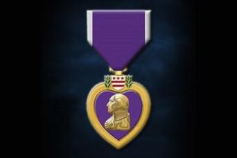 Freedom's price – the Purple Heart