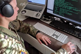 California National Guard's cyber team adjusts to COVID-19