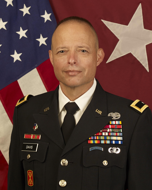 Brig. Gen. Jack M. Davis