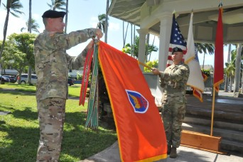 The 311th Signal Command (Theater) Earns Army Superior Unit Award