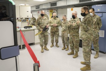 High-throughput testing system latest addition to combat COVID-19 at LRMC