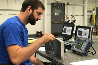 Letterkenny Munitions Center Expands Non-Destructive Testing Options; Adding Eddy Current Testing To An Already Extensive List