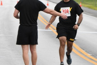 Fort Drum Soldiers race for virtual Army Ten Miler