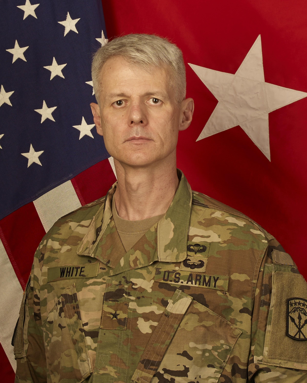 Brig. Gen. Timothy P. White