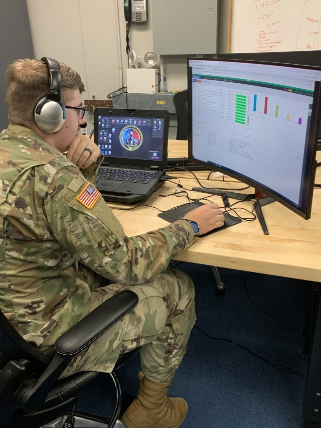 Prototype cyber software delivers CEMA dashboard to tactical commanders