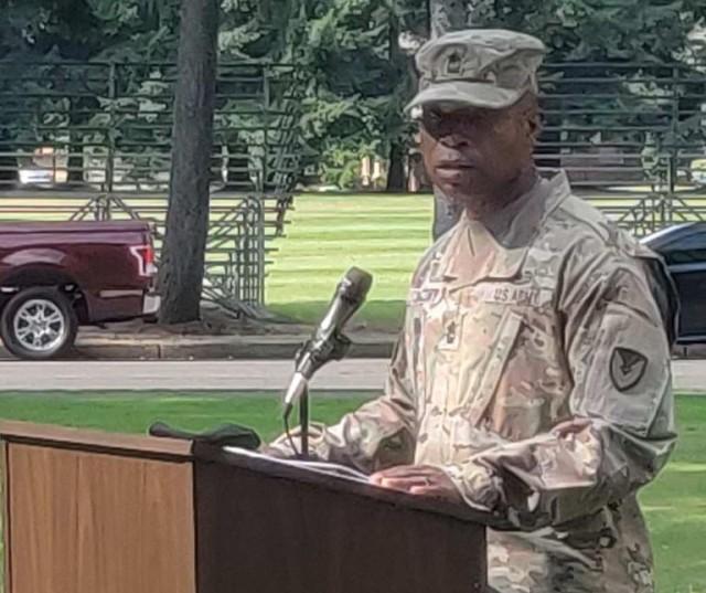 902nd CBN welcomes senior enlisted leader
