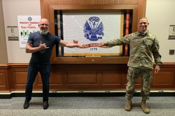 Chef Irvine, SMA cook up improvements to Army dining facilities