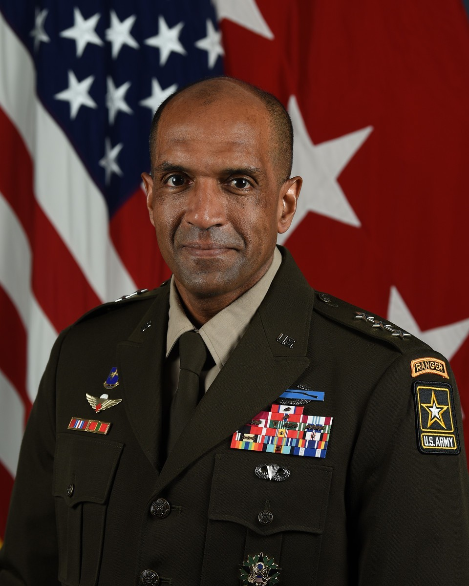 Lt. Gen. Gary Brito