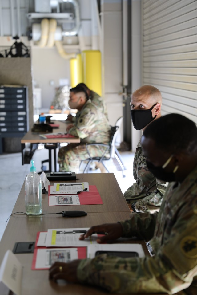U.S. Army South HHBN prepares for hurricane season during validation exercise