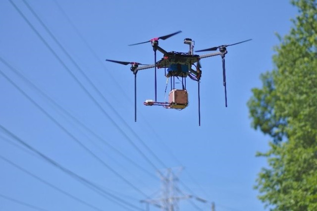 Manifold Robotics develops a power line safe drone platform based technology licensed from CCDC Army Research Laboratory.