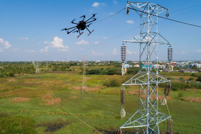 Manifold Robotics develops a power line safe drone platform from technology licensed from CCDC Army Research Laboratory.
