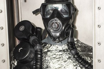 Lab Testing of New Spec-Ops Mask Ends