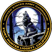 USAG Fort Hunter Liggett logo