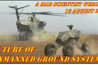 The Future of Unmanned Ground Systems in the Operational Environment