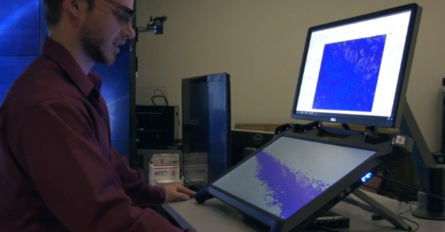 Running Immersive ParaView on zSpace allows Army researchers to apply 2-D visualization techniques on 3-D data.