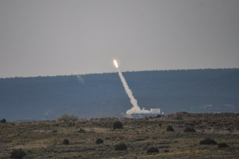 IBCS shoots down ballistic missile threat in third live-fire demo