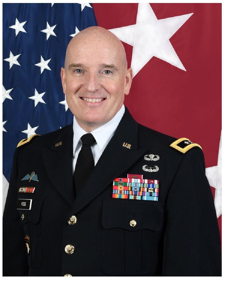 Maj. Gen. Rodney D. Fogg