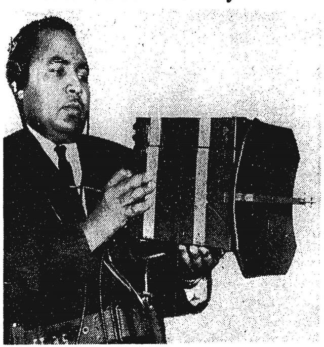 Harold Tate, 1962