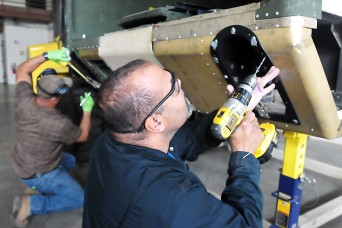ACC-RI EAGLE Team supports Fort Bragg's Logistics Support Services