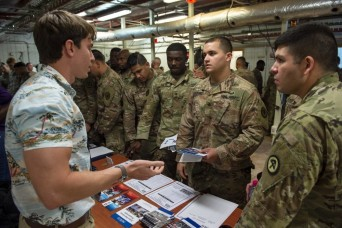 Virtual job fairs for veterans, spouses to offer thousands of career opportunities