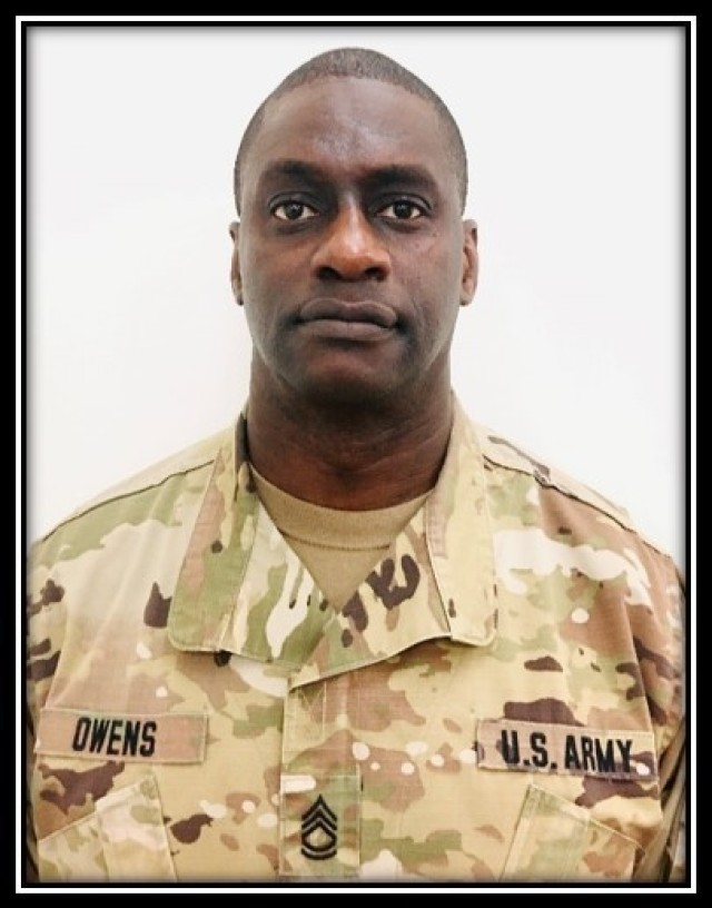 Sgt. 1st Class Lynwood Owens showcased his instructing expertise and demonstrated why he deserved to earn the master instructor title when he appeared before the 1st Brigade (Quartermaster), 94th Training Division – Force Sustainment first virtual master instructor selection board. Owens is one of two Army Reserve Soldiers who appeared before the board.