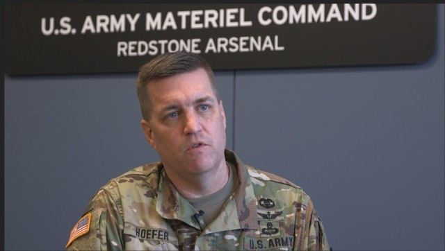 Command Surgeon Col. Matthew Hoefer talks about the different types of COVID-19 testing
