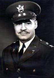 Maj. Albert N. Brown