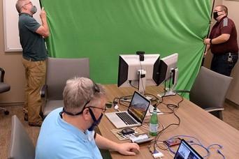Fort Leavenworth units, organizations shift to virtual operations