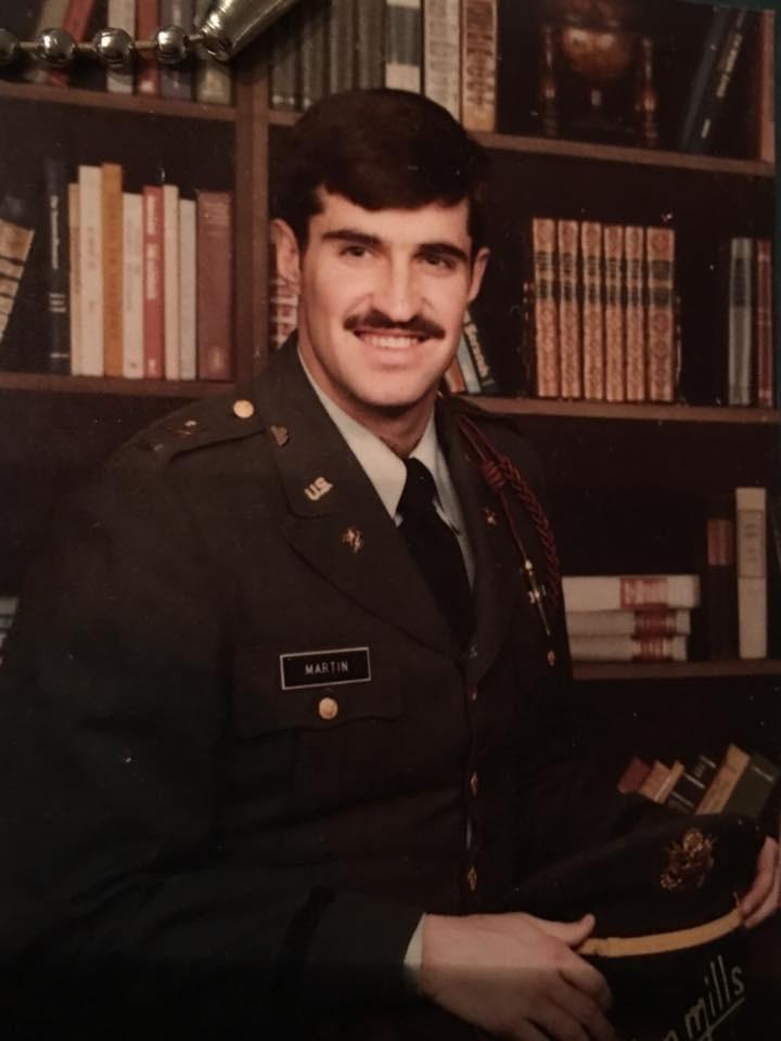 Lt. Col. Frank Martin III