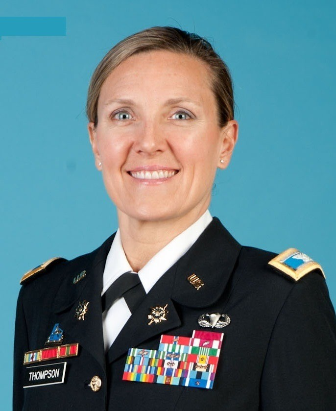 Col. Andrea Thompson