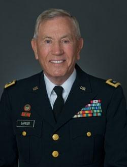 Maj. Gen. George Barker
