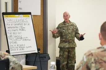 Master Resiliency Trainer Course graduates first students at Fort Lee