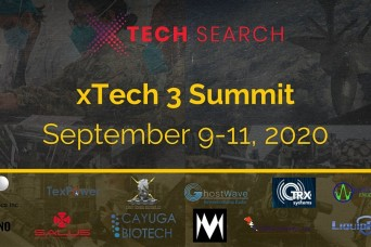 Army to host the first xTech 3 Summit, a premier technology showcase across the U.S.