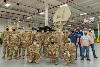 Tobyhanna provides unique training opportunity for Soldiers