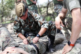 North Macedonia, U.S. enhance readiness with exercise