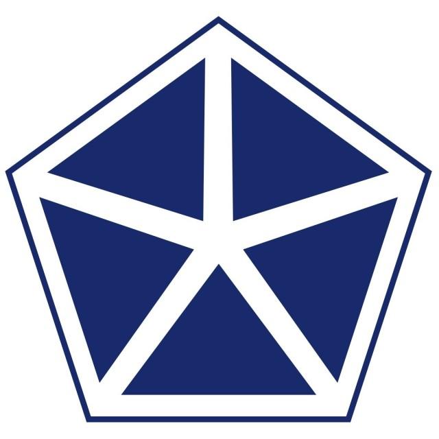 U.S. Army V Corps crest