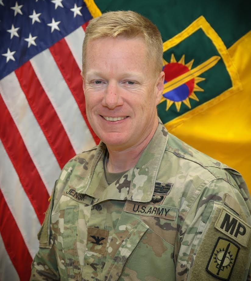 Colonel Michael C. Jensik
