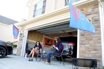 Fort Leavenworth's summer transition season overcomes challenges