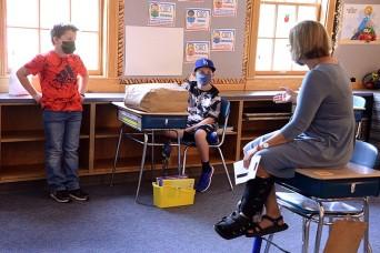 'Meet the teacher' welcomes students, parents to Fort Leavenworth schools